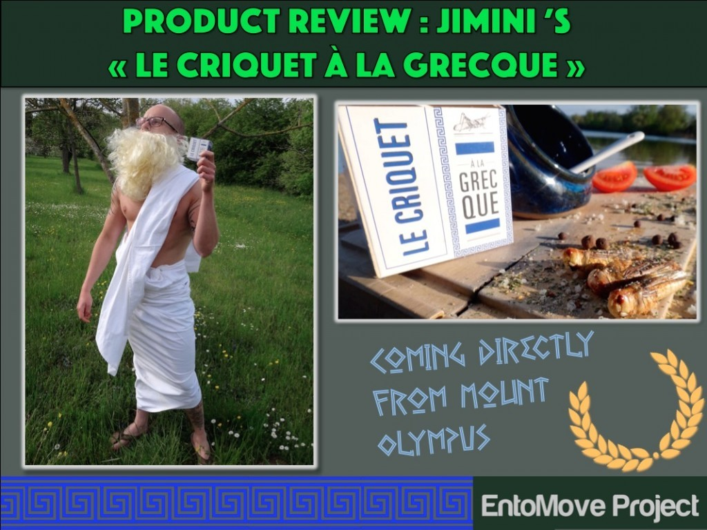 jiminis entomophagy edible insects locust grasshopper recipe healthy nutrition fitness paleo