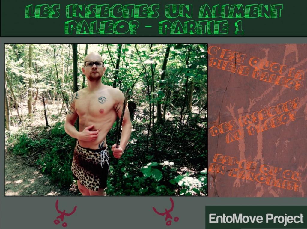 insectes comestibles paléo entomophagie fitness diete musculation sport criquet grillons vers de farine molitor