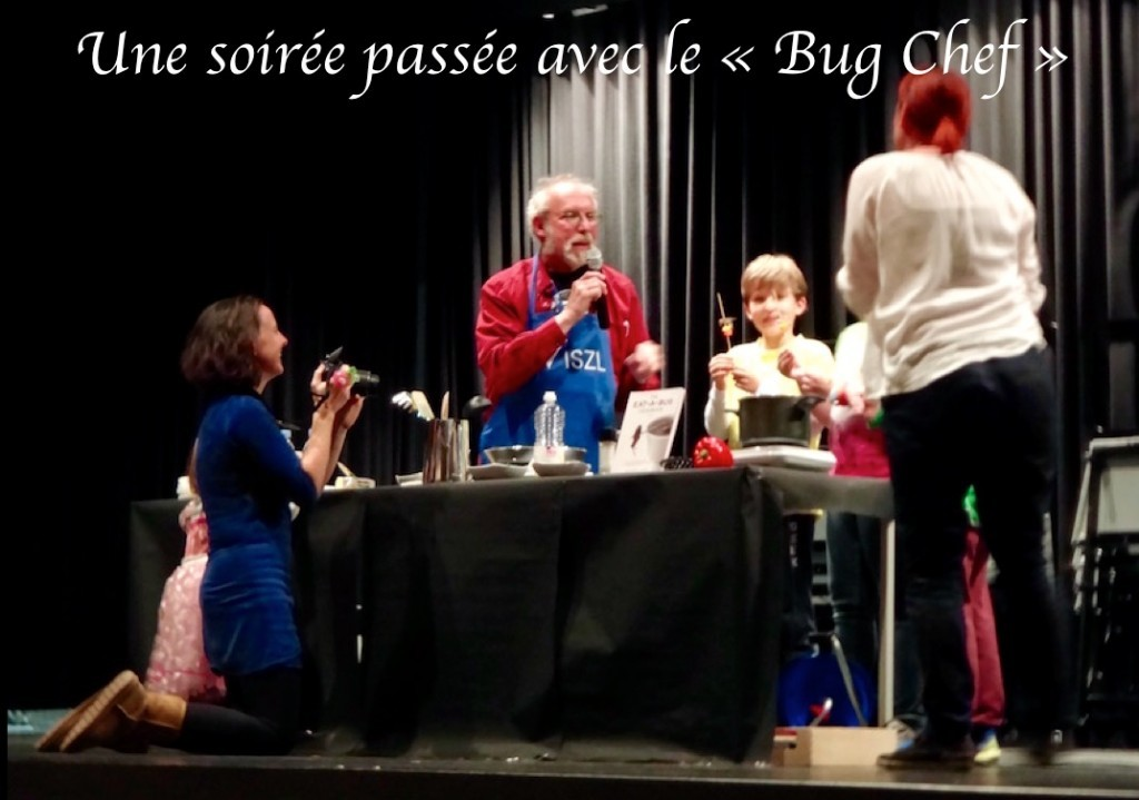 bug chef entomophagie insectes comestibles manger des insectes david george gordon présentation cover