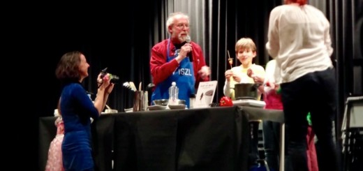 bug chef entomophagy david george gordon eating insects children