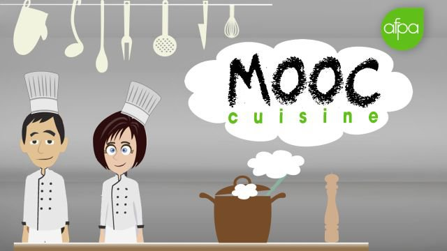 learn cooking with a mooc